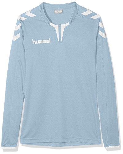 Hummel Jungen Trikot Core Long Sleeve Poly Jersey, Argentina Blue, 164-176, 04-615-7035