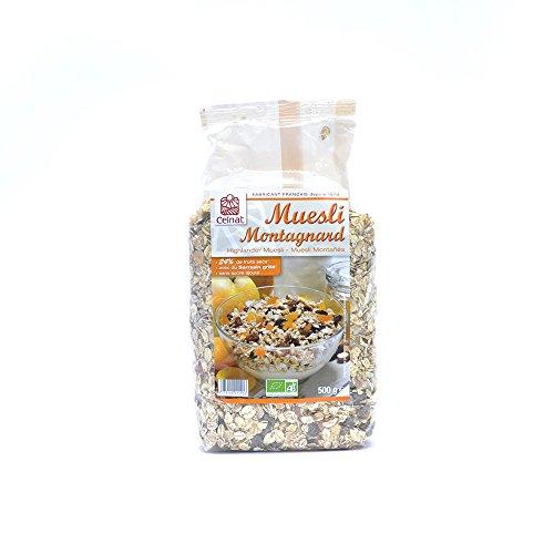Celnat - Muesli Montagnard - 500g