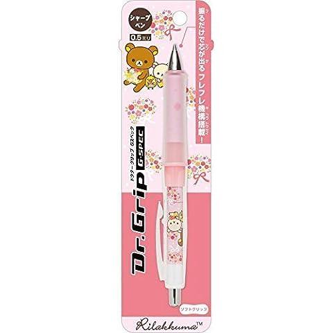 San-X Rilakkuma Dr. Grip G-spec 0,5mm crayon mécanique (Coloré Bordure
