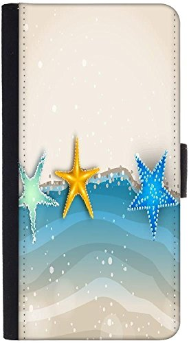 Snoogg Abstract Summer Backgrounddesigner Protective Flip Case Cover For Htc M9