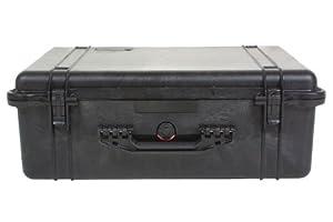 Valise Pelibox 1600 avec renfort en mousse 2014 Boîte en plastique