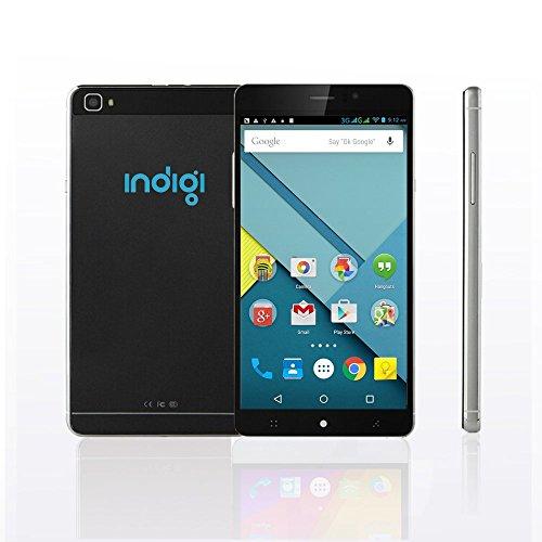 Nuovo (fabbrica sbloccato) Indigi M86QHD Android 5.13G Smart Phone Bluetooth + fotocamere + GPS