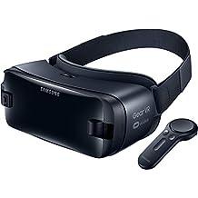 Samsung SM de R325Gear VR con controlador Orchid gris