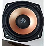 Crispy Deals Subwoofer for Car or Home Theater (5-1/4-inch)