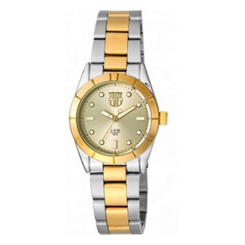 Radiant Reloj Analógico para Mujer de Cuarzo con Correa en Acero Inoxidable BA06202