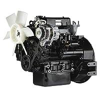 MITSUBISHI L3E DİZEL MARŞLI ÜÇ SİLİNDİR TEK MOTOR 20.4 HP KATSU MOTOR