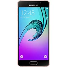 ​Samsung Galaxy A3 Smartphone (12 cm (4,71 Zoll) HD Super AMOLED Touch-Display, 16 GB, Android 5.1) pink-gold
