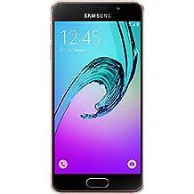 Samsung Galaxy A3  SM-A310F 16GB 4G - Smartphone (SIM única, Android, NanoSIM, GSM, UMTS, WCDMA, LTE), rosa
