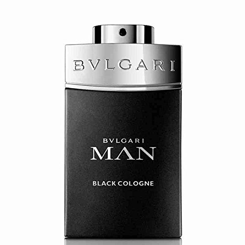 Bvlgari Man Black Cologne 100ml/3.4oz Eau De Toilette Spray Fragrance for Men (Cologne Bvlgari)