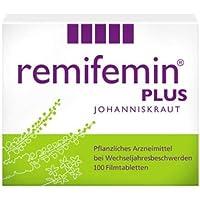 Remifemin Plus Johanniskraut Spar Set: 2 x 100 Stück Bietet die bewährte Kombination aus der Traubensilberkerze... preisvergleich bei billige-tabletten.eu