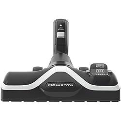 Rowenta Universal Powerglide 3-fach Düse für Silence Force und X-Trem Power mit klick System ZR903801 Brosse pour aspirateur, Noir