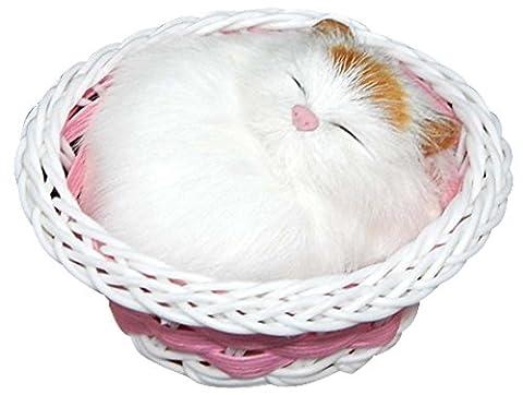 Simulation von Tier simulierten Katze Plüschtiere wird Puppe Ornament genannt werden