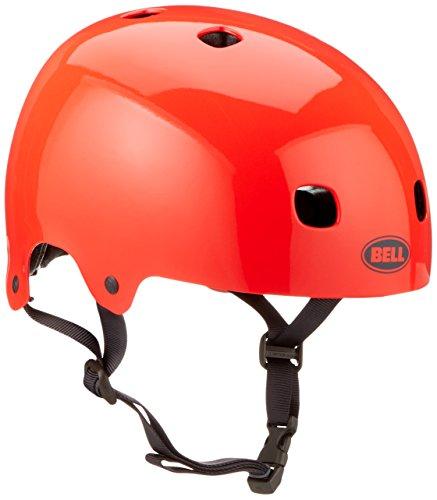 Bell Kinder Fahrradhelm Segment Junior 16, Infrared, S, 210093006 (Sports Kinder Fahrradhelm Bell)