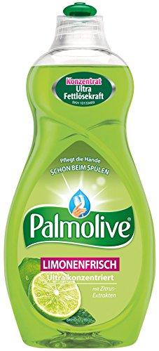 Palmolive Limonenfrisch Spülmittel 6 x 500ml -