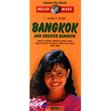 Bangkok. 1/75 000 - 1/15