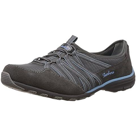 Skechers ConversationsHolding Aces - zapatilla deportiva de lona mujer