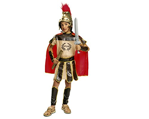 Imagen de my other me  disfraz de centurión romano, talla 7 9 años viving costumes mom01146