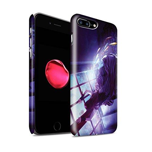 Offiziell Elena Dudina Hülle / Matte Snap-On Case für Apple iPhone 8 Plus / Pack 7pcs Muster / Agua de Vida Kollektion Lass Mich Rein