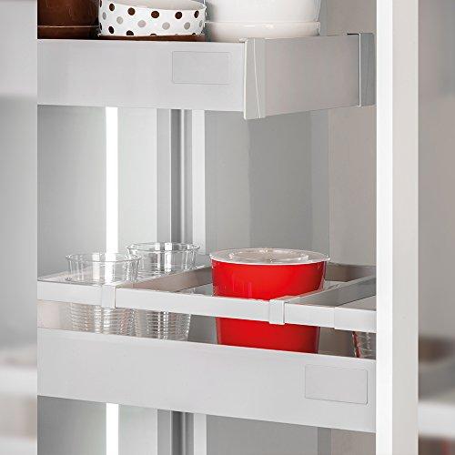 ENET 3/x ingrandimento Stand Specchio Specchio Doppio Rotondo Trucco Permanente
