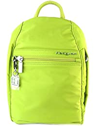 "Hedgren [P0053] - Sac à dos ""Hedgren"" citron vert - 32x24x9 cm"