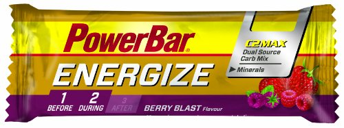 Powerbar Energize Berry Riegel, 5er Pack (5 x 55 g)