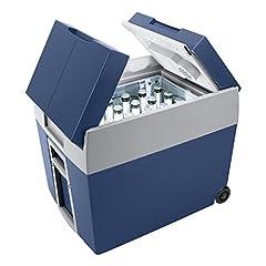 Idea Regalo - Mobicool W48 AC/DC  Frigorifero Portatile Termoelettrico con Ruote, Blu,  48 litri circa