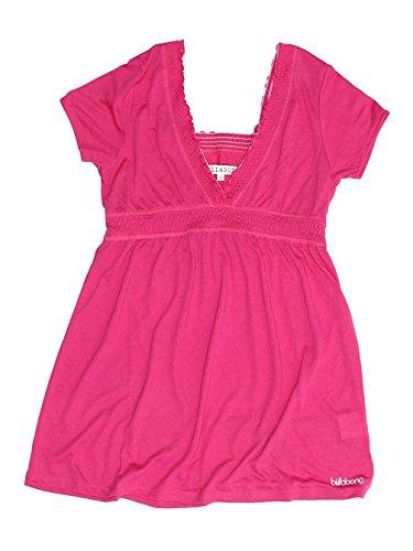 Billabong - T-shirt de sport - Femme rose bonbon