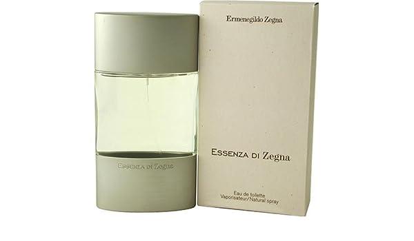 1a9646b11e51c Essenza Di Zegna By Ermenegildo Zegna Parfums For Men. Eau De Toilette  Spray 3.3 Ounces by Ermenegildo Zegna  Amazon.it  Salute e cura della  persona