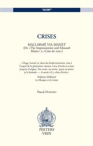 Crises : Mallarmé via Manet (De