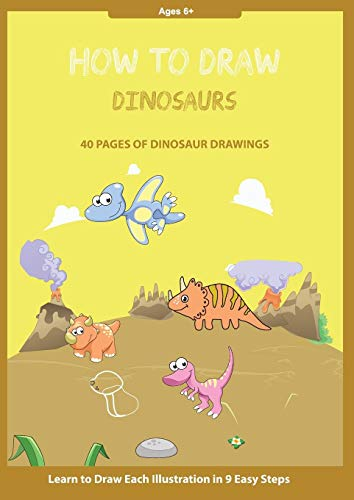 How to Draw Dinosaurs: Step-by-Step Guide How to Draw