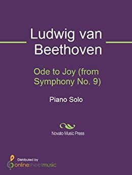 Ode to Joy (from Symphony No. 9) di [Ludwig van Beethoven, Michael Scott]