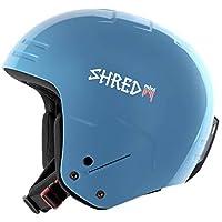Shred basher Skyward Casco de esquí, Otoño-invierno, unisex, color azul, tamaño medium