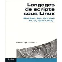 Langages de scripts sous Linux