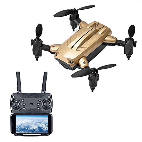 ATpart Mini Drone, RC Quadcopter Drone Quadcopter Remote with WiFi Camera Real Time Aeronautical Camcorder Selfie Drone