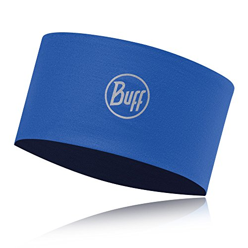 Buff Stirnband R-Solid Blau (296) 000