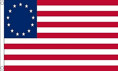 Flag Wholesaler Betsy Ross Flagge Mehrfarbig Large -