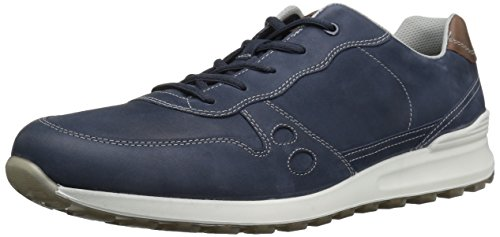 Ecco Herren CS14 Men'S Low-Top, Blau (50274marine/Cocoa Brown), 44 EU