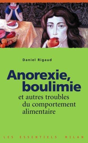 Anorexie, boulimie et autres troubles du comportement alimentaire