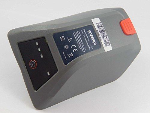 Preisvergleich Produktbild INTENSILO Li-Ion Akku 2500mAh (18V) für Elektro Werkzeug Gardena 8025-20 Comfort Wand-Schlauchbox 35 roll-up automatic Li wie 008A231.