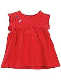 Catimini Baby Girls' TS Rouge fraise T-Shirt