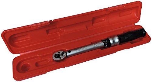 FAMEX 10872 Drehmomentschlüssel, 6-30 Nm, 6,3 mm (1/4-Zoll)-Antrieb, Rechts-/Links-Messung