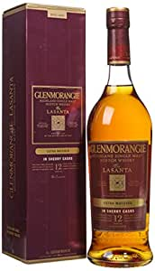 Glenmorangie Lasanta Single Malt Scotch Whisky 70 cl
