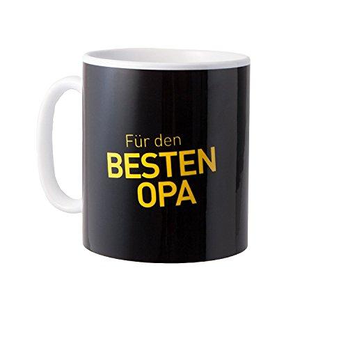 BVB Borussia Dortmund Tasse FÜR DEN BESTEN OPA