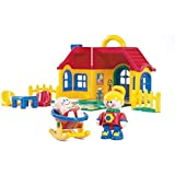 Tolo First Friends House 9 Pieces