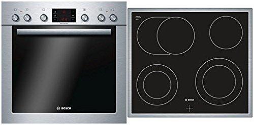 Preisvergleich Produktbild Bosch HND 73 MS 56 Geräte-Set edelstahl + edelstahl EEK: A