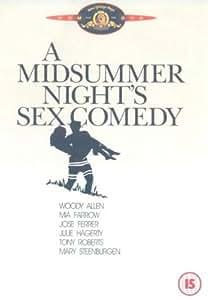 A Midsummer Night's Sex Comedy [DVD]