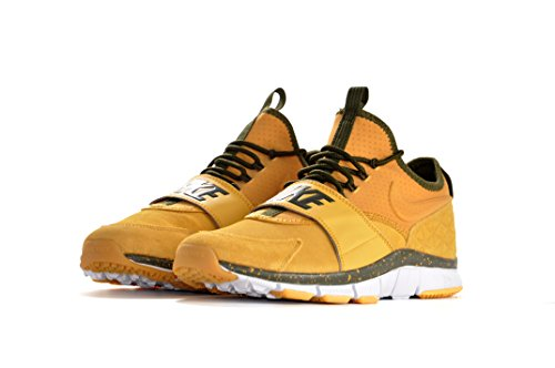 Nike  Free Ace Lthr, chaussures de football homme Haystack