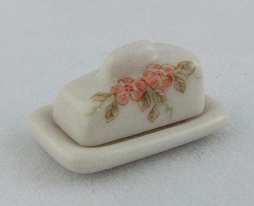 puppenhaus-miniatur-112-kuche-esszimmer-zubehor-keramik-kase-geschirr-flora