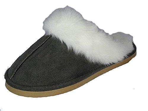 Dunlop , Chaussons pour femme gris - Gris - gris