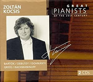 Great Pianists of the 20th Century - Zoltán Kocsis